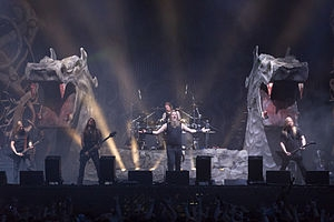 Amon Amarth Tickets |All Tour Dates 2018 | Schedule | Upcoming Concerts