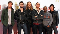Maroon 5 Tickets |All Tour Dates 2018 | Schedule | Upcoming Concerts