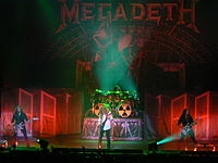 Megadeth Tickets |All Tour Dates 2018 | Schedule | Upcoming Concerts